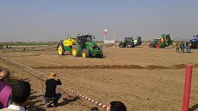 Foto de John Deere participa en las jornadas técnicas de fitosanitarios celebradas en Lleida