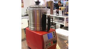 Foto de Robot Cook, el nuevo cutter-triturador con cocci�n de Robot Coupe