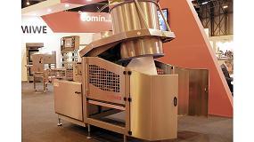 Fotografia de Com�n Machinery muestra la nueva l�nea para panes artesanos Ceres 2.1 en Intersicop