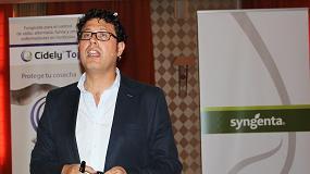 Foto de Syngenta presenta Cidely Top, la solución más eficaz contra oídio y enfermedades de mancha en cultivos hortícolas