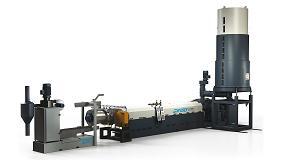 Fotografia de Mayor rendimiento y calidad con las nuevas l�neas integradas de reciclaje de Gamma Meccanica