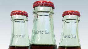 Foto de Videojet lanza una nueva tinta con una adhesi�n excepcional para las aplicaciones de botellas retornables