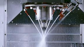 Foto de Haas ofrece 6 opciones de refrigeraci�n para reducir el coste por pieza