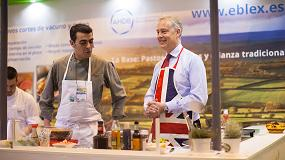 Fotografia de Las carnes de ovino y vacuno con Sello de Calidad sorprenden en el Sal�n de Gourmets 2015