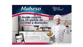 Fotografia de Chefs a domicilio de la mano de Maheso