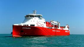 Picture of Un nuevo servicio RoRo conectar� el puerto de Cuxhaven con Noruega