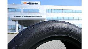 Foto de Los neumáticos de altas prestaciones para SUV de Hankook como Equipo Original en el Porsche Macan