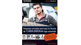 Foto de Scania prolonga la campaña preventiva de servicios para vehículos de más de 800.000 km