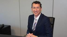 Foto de Craig Ward, nuevo CEO de Negri Bossi