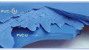 Foto de Tuberías TOM en PVC orientado para la conducción de agua a presión