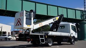 Foto de Talleres Velilla amplía su gama TLR de plataformas sobre camión Movex