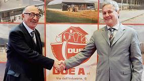 Picture of Domag apuesta por las instalaciones de Due A
