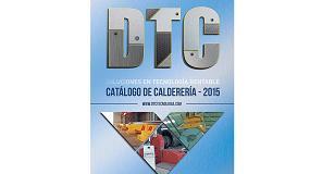 Foto de DTC Tecnolog�a lanza su nuevo cat�logo para la divisi�n de calderer�a