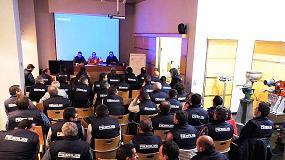 Foto de Pieralisi reúne en Zaragoza a todos sus técnicos