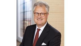 Foto de Klaus F. Jaenecke, nuevo presidente del Consejo de Administraci�n de Hansgrohe SE