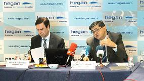 Foto de Las empresas asociadas a Hegan suman un nuevo ejercicio positivo en 2014