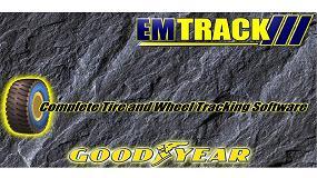 Picture of Goodyear ampl�a su oferta de servicios OTR con EM Track III en Intermat 2015