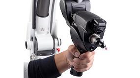 Picture of El renovado Romer Absolute Arm con esc�ner agiliza la inspecci�n