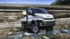 Foto de Nuevo Daily 4x4, el vehículo perfecto para el off-road