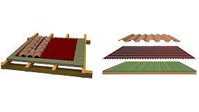 Picture of Sistema de cubierta integral Onduline: una soluci�n ligera, ventilada y energ�ticamente eficiente