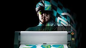Foto de Roland DG muestra su potencial en impresión en Fespa 2015