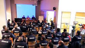 Foto de Pieralisi reúne en Zaragoza a todos sus técnicos del sector oleícola