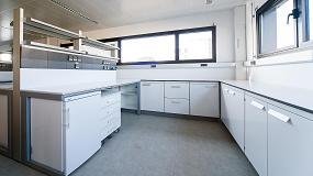 Picture of Burdinola finaliza los laboratorios del Instituto Maim�nides de Investigaci�n Biom�dica de C�rdoba
