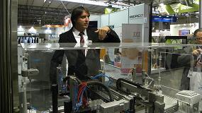 Foto de Festo apuesta por la automatización eléctrica y biónica en Hispack