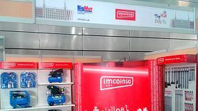 Foto de Imcoinsa muestra sus novedades en BigMat Day