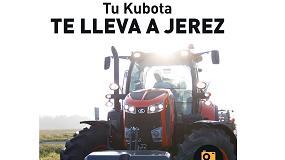 Foto de Kubota sortea 2 entradas para el circuito de Moto GP de Jerez