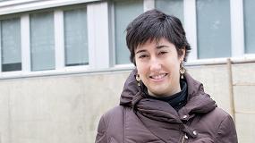 Foto de Entrevista a Ususe P�rez-L�pez, investigadora del departamento de Biolog�a Vegetal y Ecolog�a de la UPV/EHU