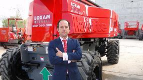 Foto de Entrevista a Jos� Manuel Rubias, director general de Loxam en Espa�a