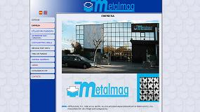 Foto de Metalmaq renueva su web