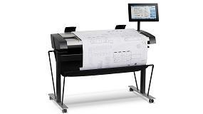 Foto de HP ofrece reproducción rápida de imágenes de alta calidad con el nuevo escáner Designjet SD Pro