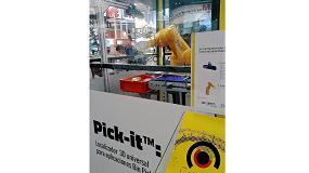 Foto de Tecnología robótica de selección de objetos que aumenta los beneficios de las fábricas