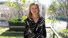 Foto de Entrevista a María Serrano, secretaria de Organización del XIV Congreso Nacional de Ciencias Hortícolas