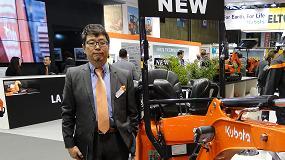 Picture of Entrevista a Shinichi Miyake, director de la Divisi�n de Maquinaria de Obras P�blicas en Kubota Europa