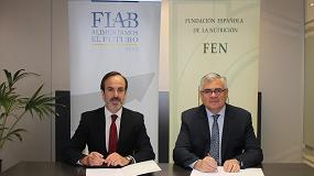 Foto de FIAB y la FEN se alían para impulsar la colaboración entre la ciencia y la industria en materia de nutrición