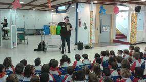 Foto de Comienza el proyecto educativo La Laguna Recicla para promocionar la correcta gestión de residuos