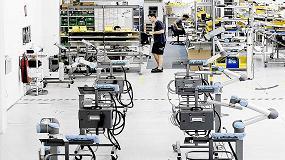 Foto de Universal Robots dobla su cifra de ventas y sus beneficios en 2014