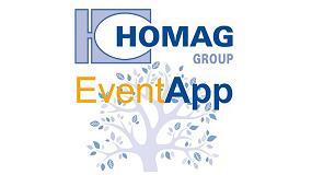 Foto de Homag genera una APP para sus visitantes en LIGNA