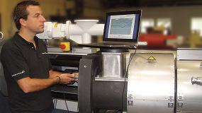 Foto de Soluciones innovadoras en la protecci�n antidesgaste de la unidad de procesado