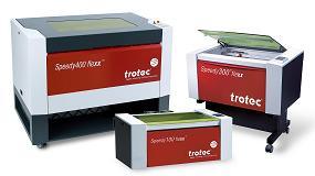 Foto de Trotec celebra 10 años como especialista en máquinas láser de doble fuente