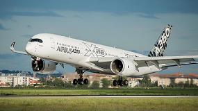 Foto de Airbus imprime en 3D más de 1.000 piezas para su A350 XWB