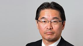 Foto de Kazuyoshi Yamamoto, nuevo presidente europeo de Epson