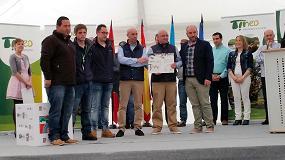 Foto de Deltacinco Asturias gana el premio al mejor stand exterior en Feria de Tineo
