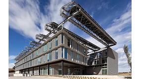 Foto de La sede de Sener en Cataluña consigue la certificación VERDEGBCe de Green Building Council España