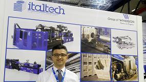 Foto de Italtech reaparece en el mercado con más fuerza