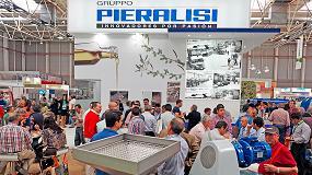 Foto de Gran éxito de Pieralisi en Expoliva