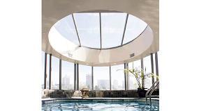 Foto de Aquapanel Skylite, un nuevo sistema para techos resistente al agua, los hongos y el moho